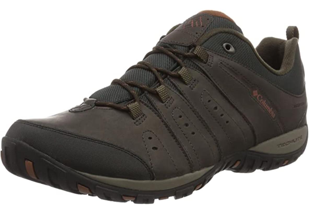 Les chaussures Columbia Woodburn II